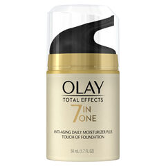 Olay Total Effects CC Cream Daily Moisturizer + Touch of Foundation, 1.7 fl oz