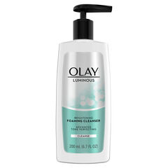 Olay Luminous Brightening Foaming Face Cleanser 6.7 fl oz