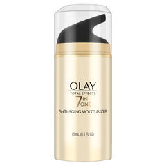 Olay Total Effects 7-in-1 Anti-Aging Moisturizer, Trial Size 0.5 fl oz