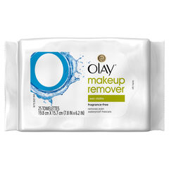 Olay Makeup Remover Wet Cloths, 25 count