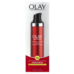 Olay Regenerist Micro-Sculpting Cream With Sunscreen Advanced Anti-Aging 50ml