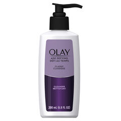 Olay Age Defying Classic Facial Cleanser, 6.78 fl oz