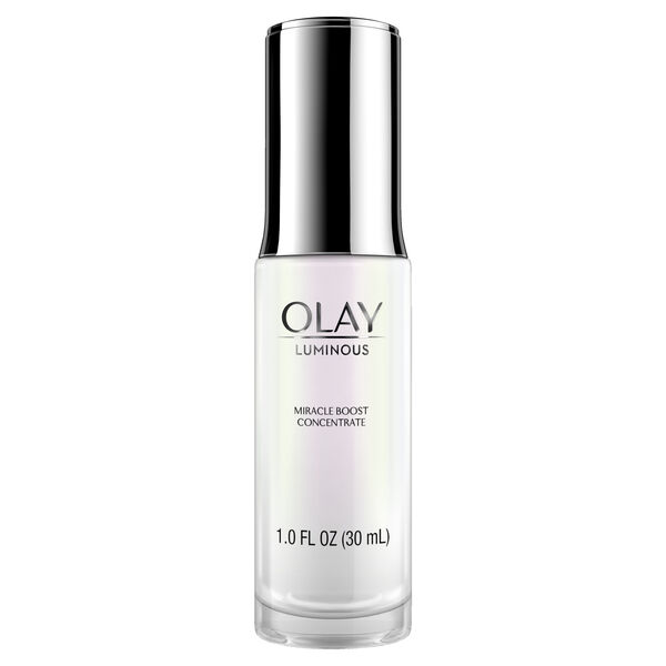 Olay Luminous Miracle Boost Concentrate, Face Booster 1.0 fl oz (30 ml)