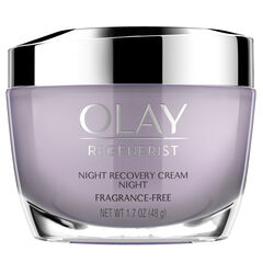 Olay Regenerist Night Recovery Night Cream Face Moisturizer 1.7 oz