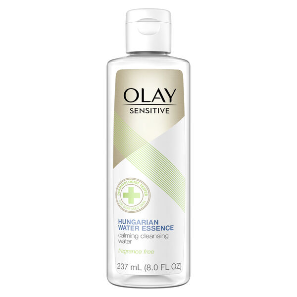 Olay Sensitive Cleansing Water with Hungarian Water Essence, 8 fl oz