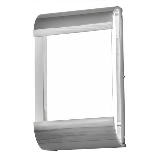 2nd Avenue Design Limoux 15 Inch LED Wall Sconce Limoux 47110 512 Modern Contemporary