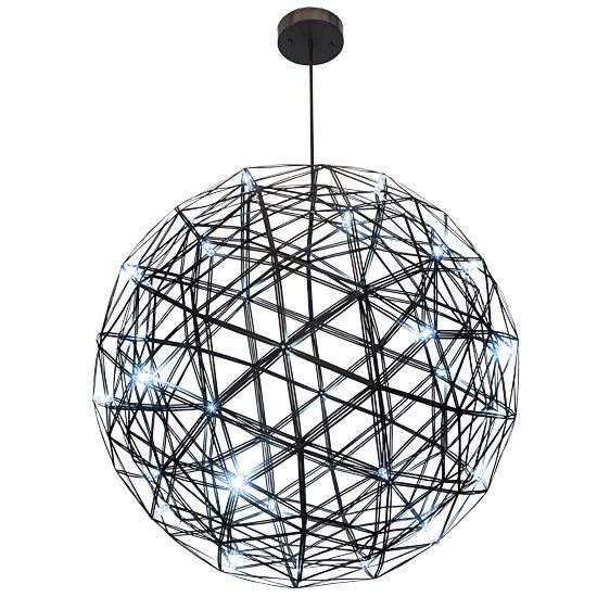 2nd Avenue Design Geosphere 44 Inch Large Pendant Geosphere S5020 125 Whimsical
