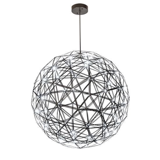 2nd Avenue Design Geosphere 44 Inch Large Pendant Geosphere s 5020 126 Whimsical