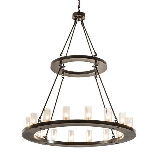 2nd Avenue Design Loxley 48 Inch 16 Light Chandelier Loxley 54211 2