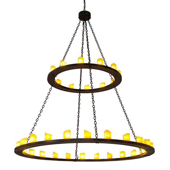 2nd Avenue Design Loxley 72 Inch 36 Light Chandelier Loxley 1 0361194155 47PRCC 2