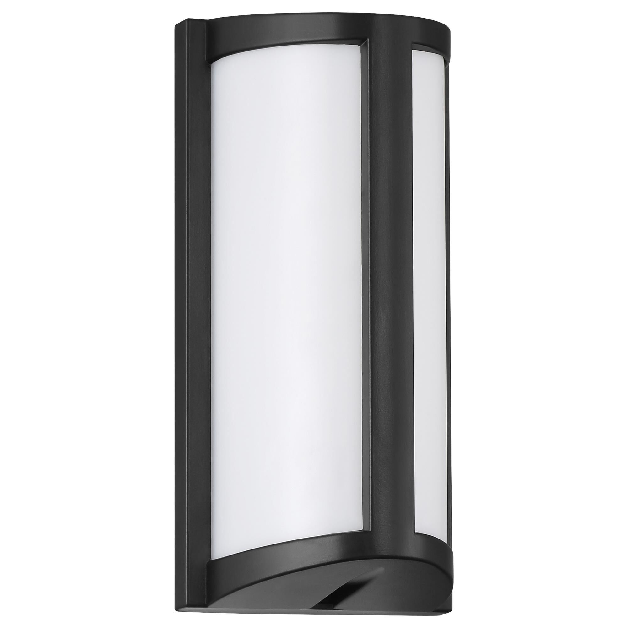Access Lighting Margate 10 Inch LED Wall Sconce Margate 20110LEDDMG BLACR Modern Contemporary