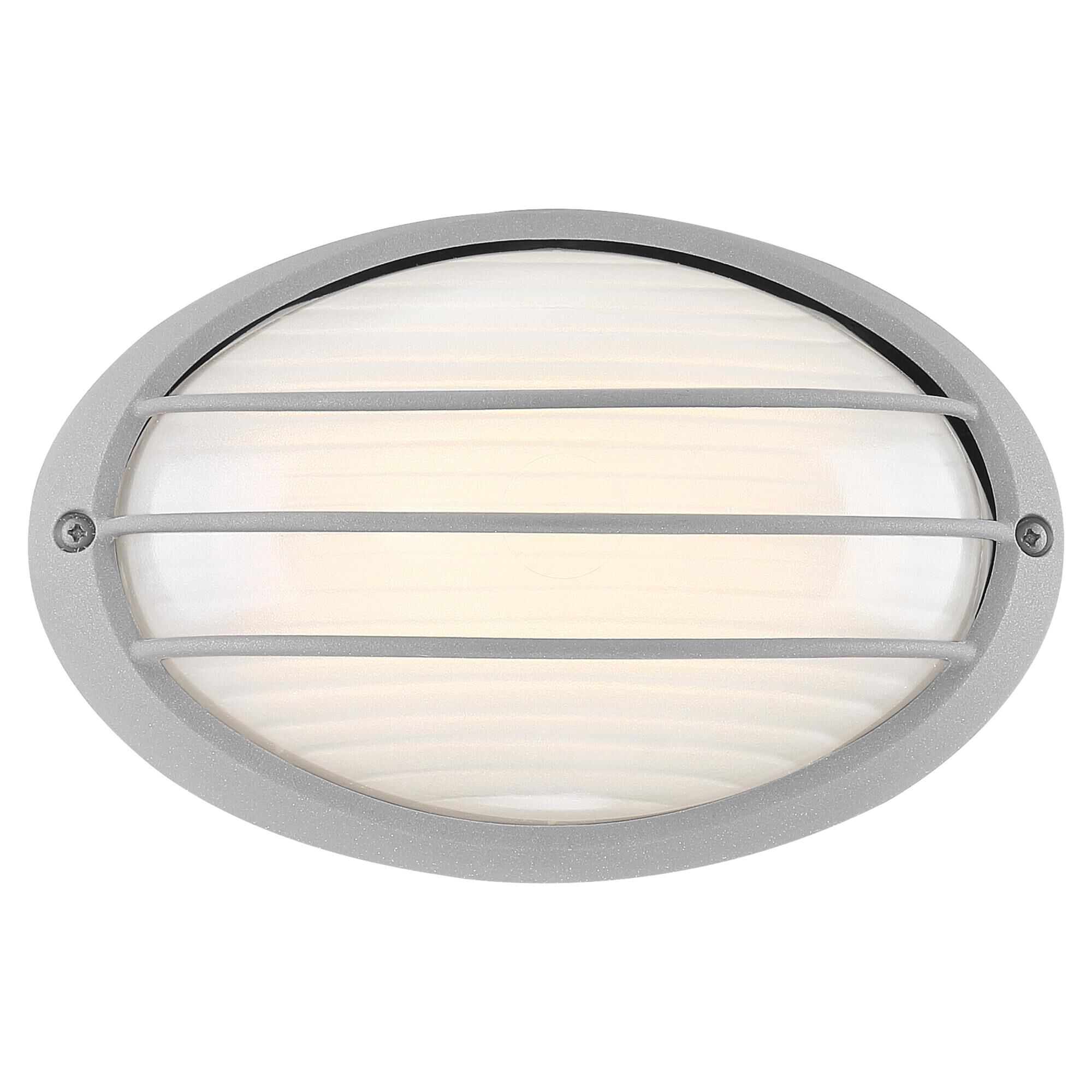 Access Lighting Cabo 5 Inch Tall LED Outdoor Wall Light Cabo 20280LEDDMG WHOPL Nautical