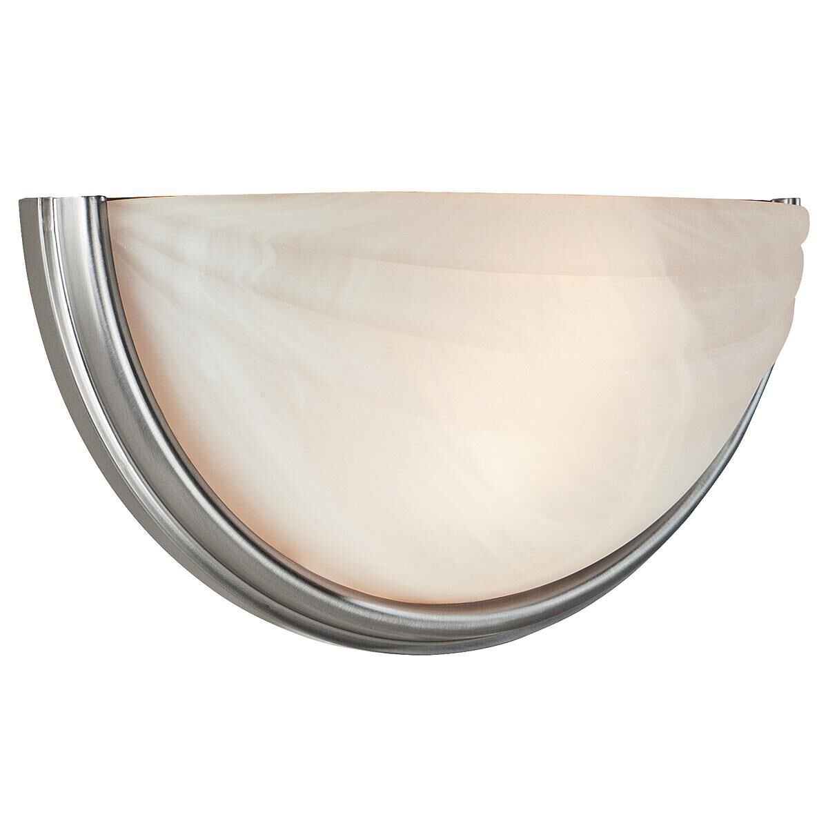 Access Lighting Crest 13 Inch Wall Sconce Crest 20635 SATALB Transitional