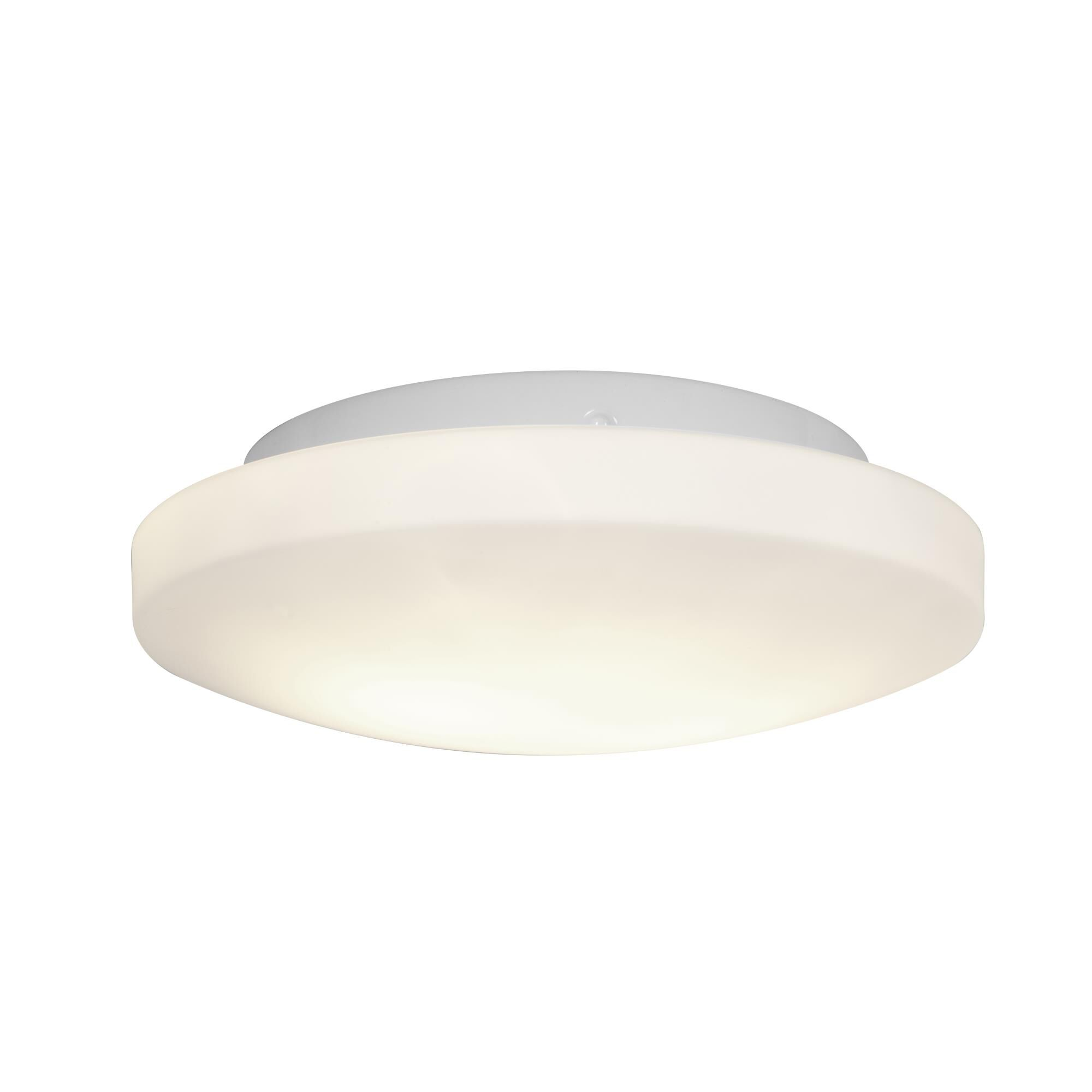 Access Lighting Orion 8 Inch 2 Light Flush Mount Orion 50160 WHOPL Modern Contemporary