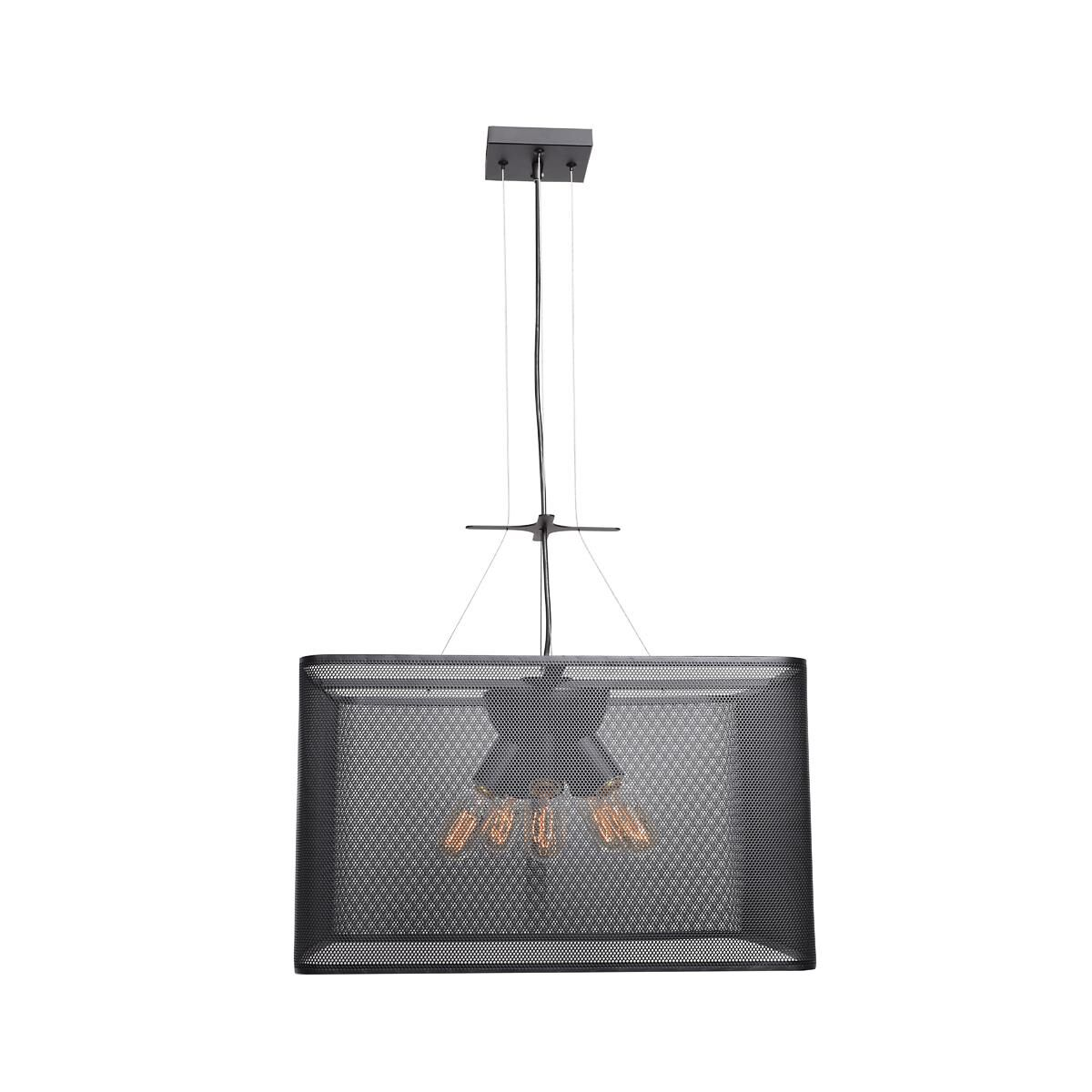 Access Lighting Epic 20 Inch Large Pendant Epic 50926 BL Modern Contemporary