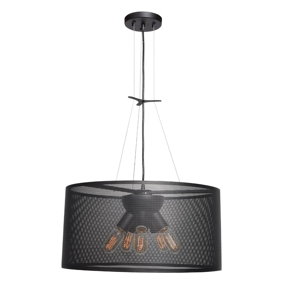 Access Lighting Epic 19 Inch Large Pendant Epic 50927 BL Modern Contemporary