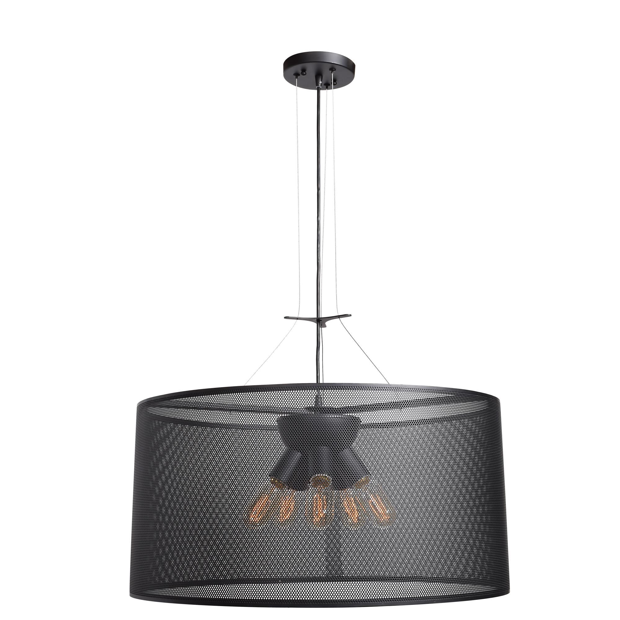 Access Lighting Epic 27 Inch Large Pendant Epic 50929 BL Modern Contemporary