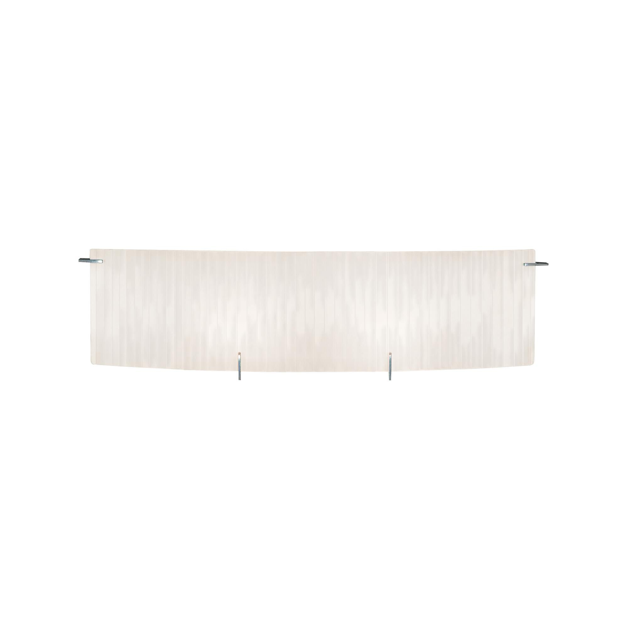 Access Lighting Oxygen 25 Inch Wall Sconce Oxygen 62052LED CHCKF Modern Contemporary