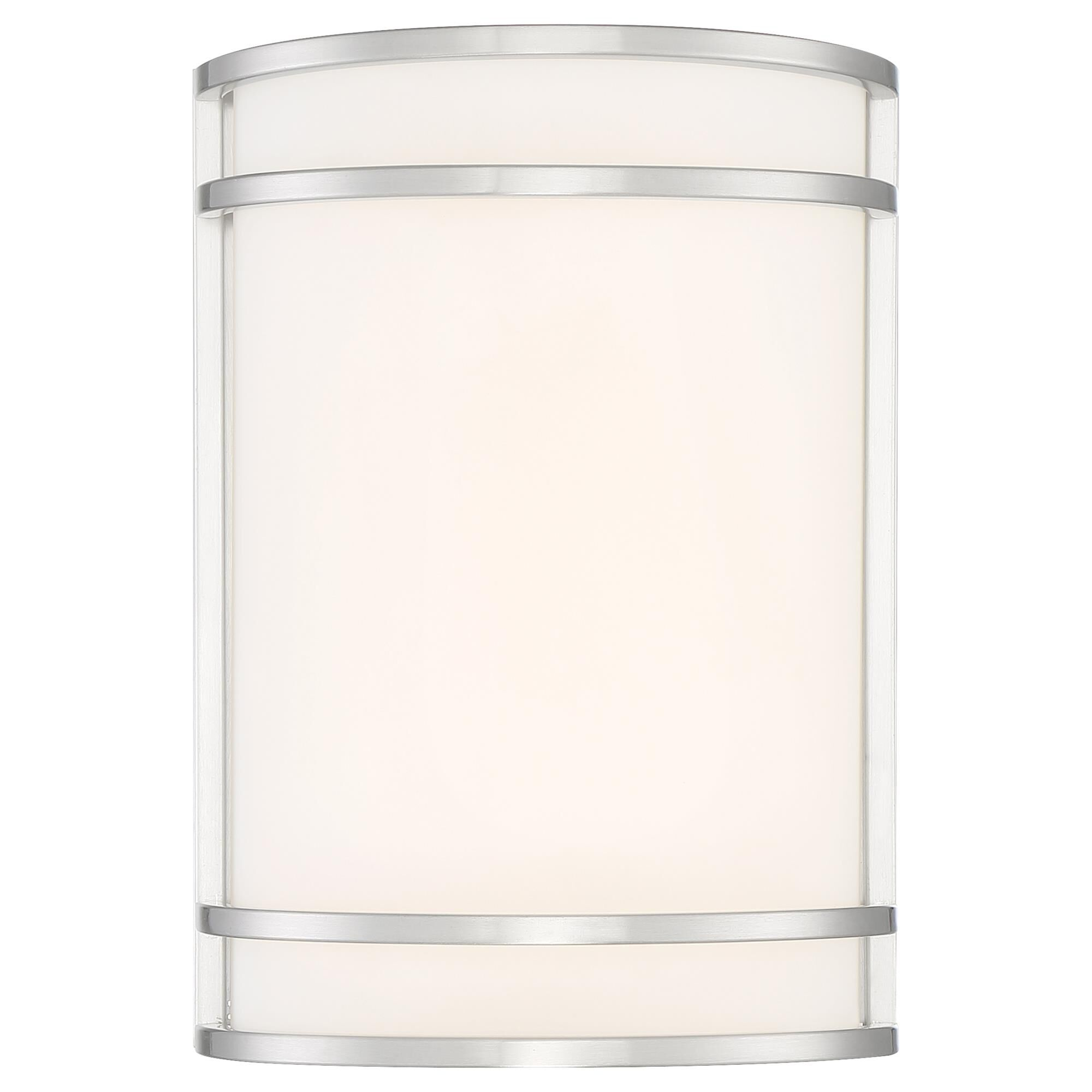 Access Lighting Lola 10 Inch LED Wall Sconce Lola 62165LEDDLP BSFST Modern Contemporary