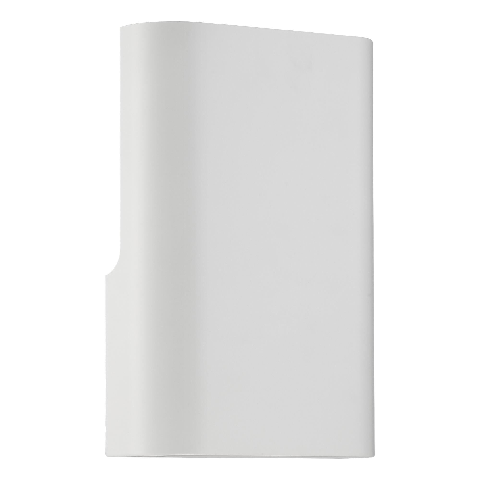 Access Lighting Punch 12 Inch LED Wall Sconce Punch 62237LEDD WH Modern Contemporary
