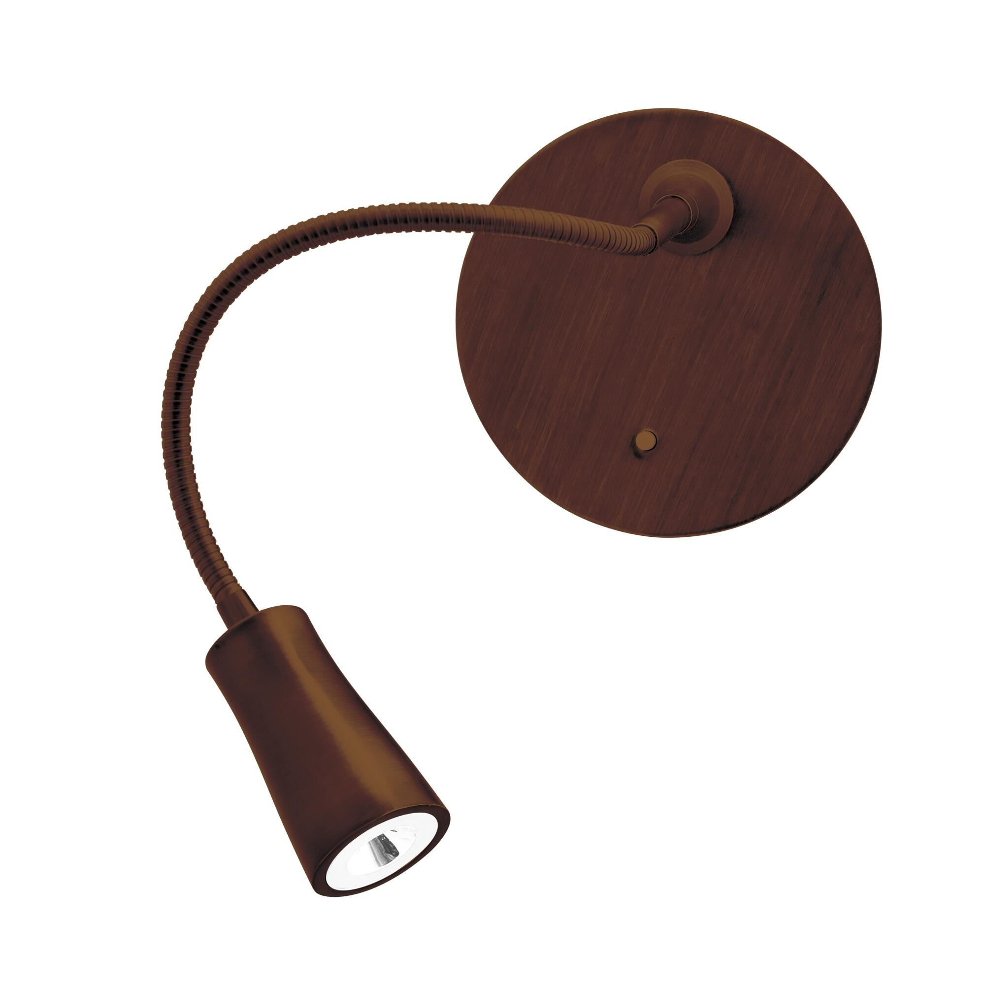 Access Lighting Epiphanie LED Wall Swing Lamp Epiphanie 70003LED BRZ Modern Contemporary