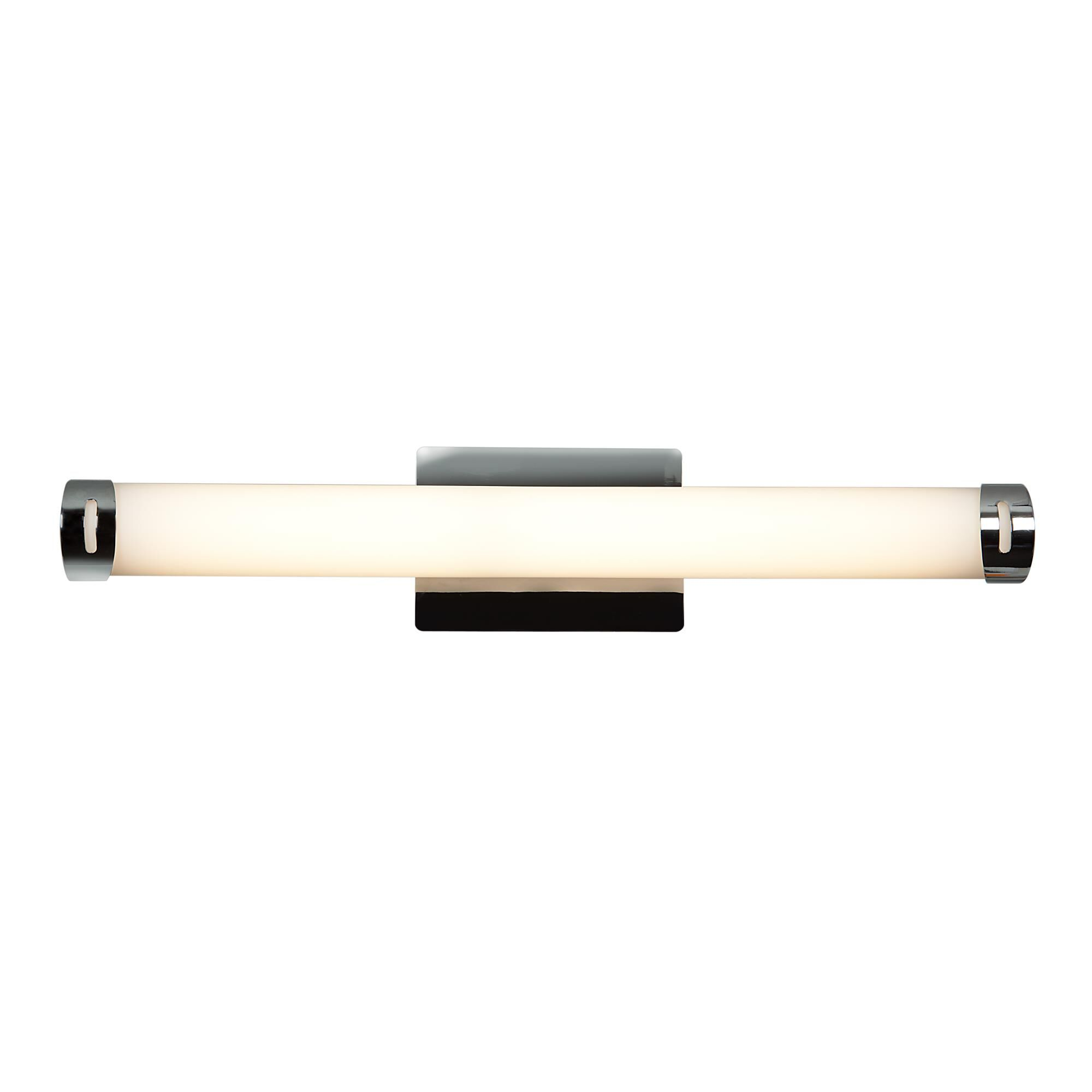 Access Lighting Chic 24 Inch LED Wall Sconce Chic 70038LEDD CHOPL Modern Contemporary