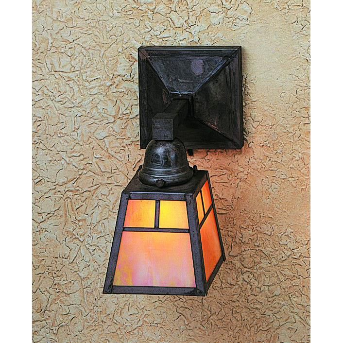 Arroyo_Craftsman_ALine_10_Inch_Wall_Sconce_ALine__AS1TFBZ__CraftsmanMission_Wall_Sconce