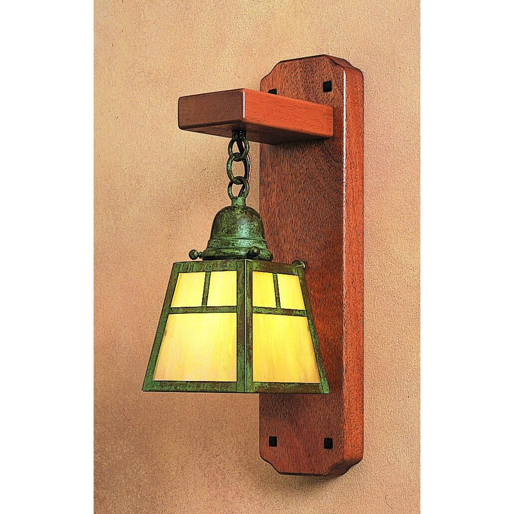 Arroyo_Craftsman_ALine_16_Inch_Wall_Sconce_ALine__AWS1TCRRB__CraftsmanMission_Wall_Sconce