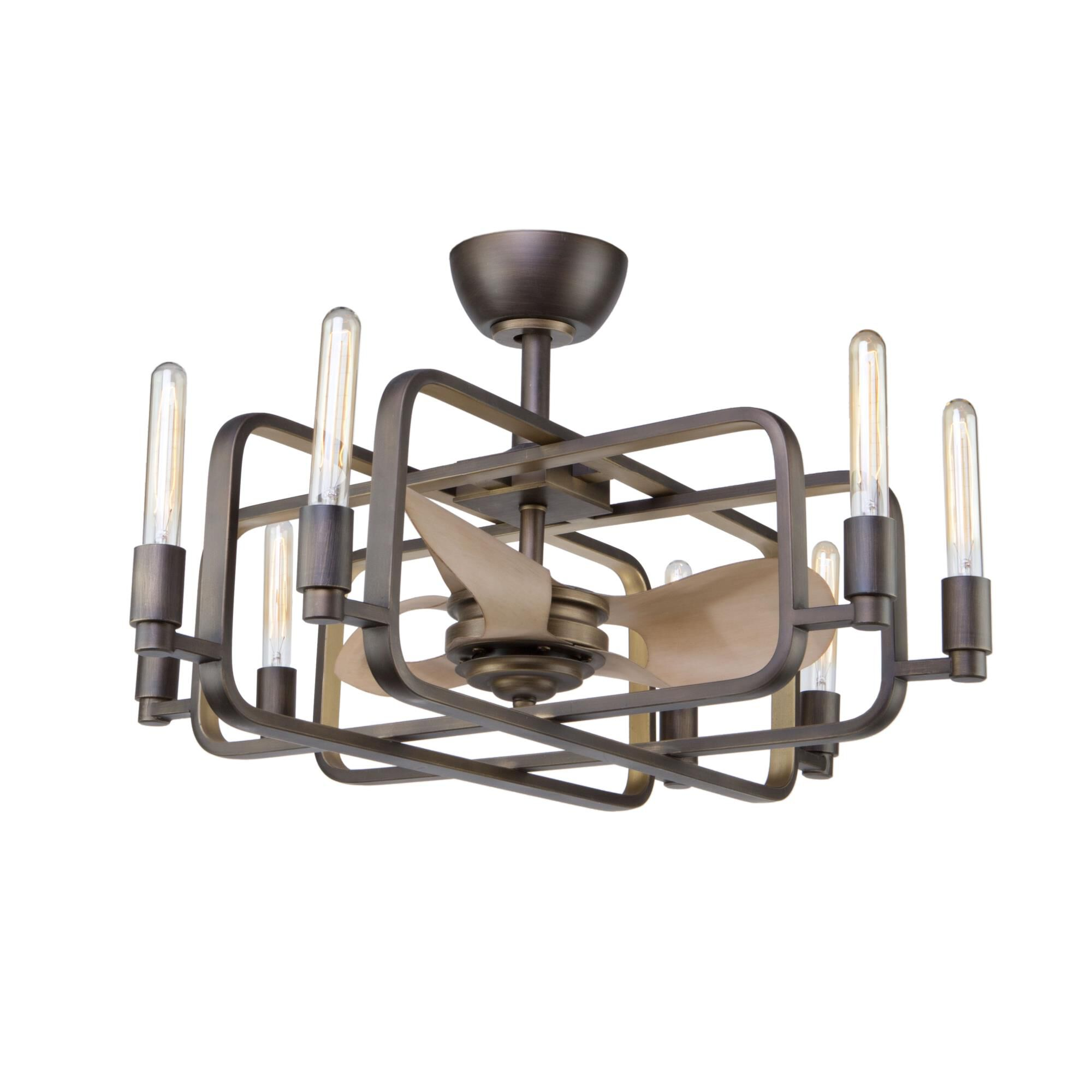 Artcraft Marlborough 31 Inch 8 Light Chandelier Marlborough - Ac11080 - Art Deco Chandelier