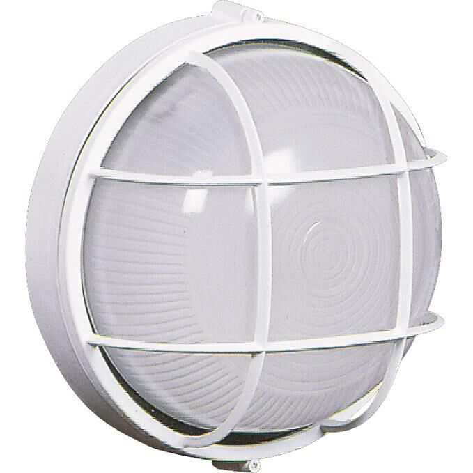 Artcraft Marine 1 Light Outdoor Wall Light Marine - Ac5661wh - Modern Contemporary Outdoor Wall Light