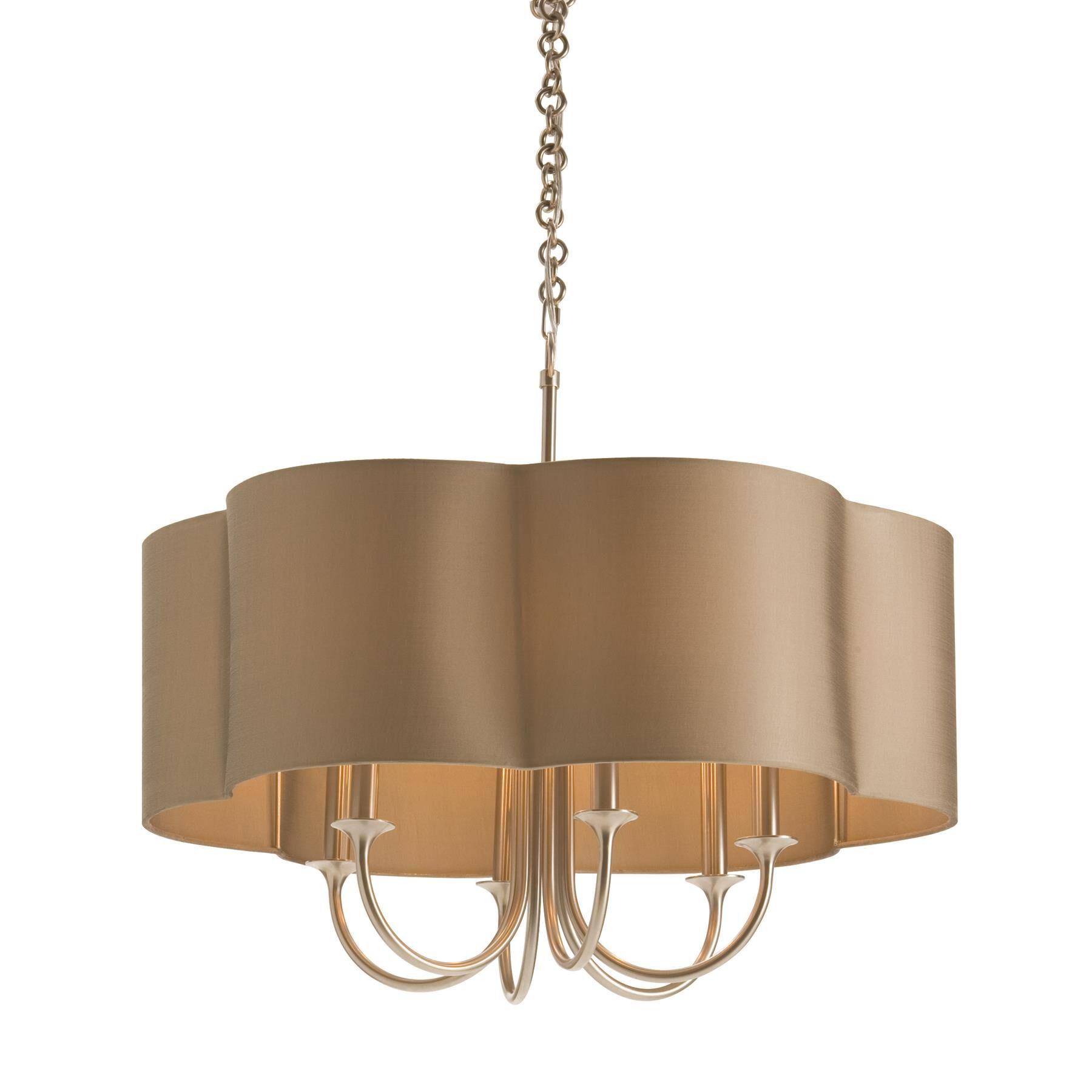 Arteriors Home Rittenhouse 26 Inch 6 Light Chandelier Rittenhouse - 89408 - Transitional Chandelier
