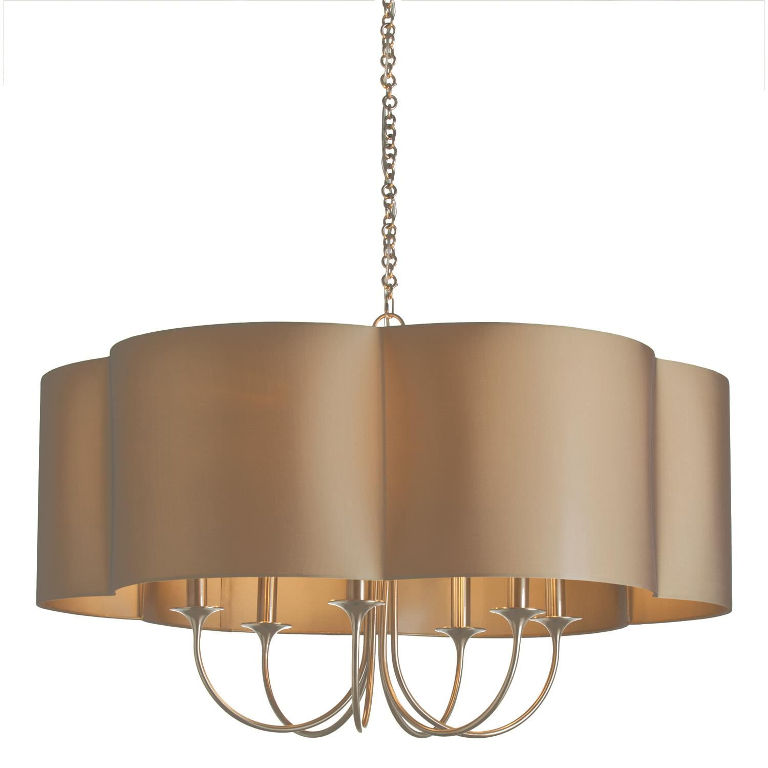 Arteriors Home Rittenhouse 42 Inch 6 Light Chandelier Rittenhouse - 89420 - Transitional Chandelier
