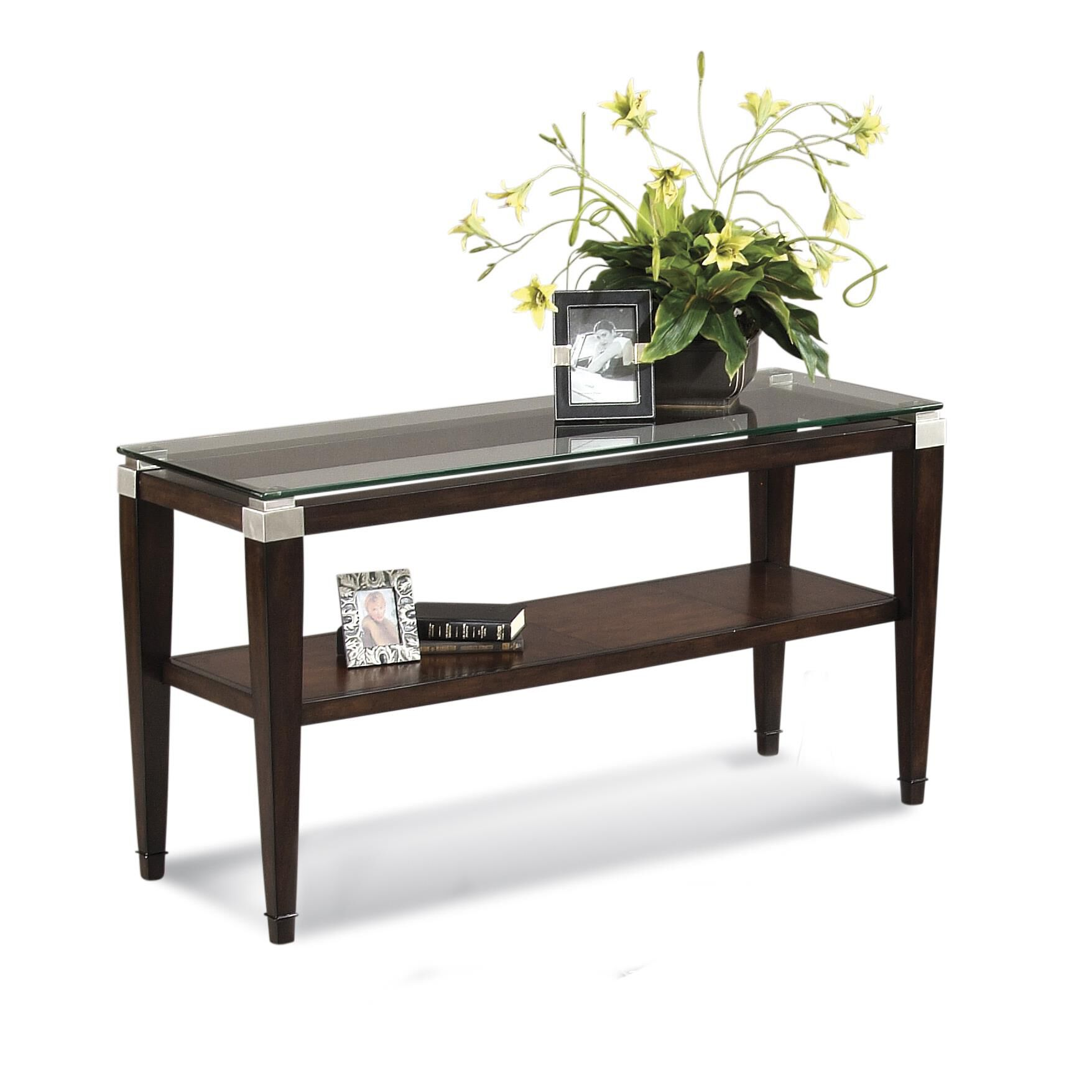 Bassett Mirror Company Dunhill Console Table Dunhill T1171 400 Traditional