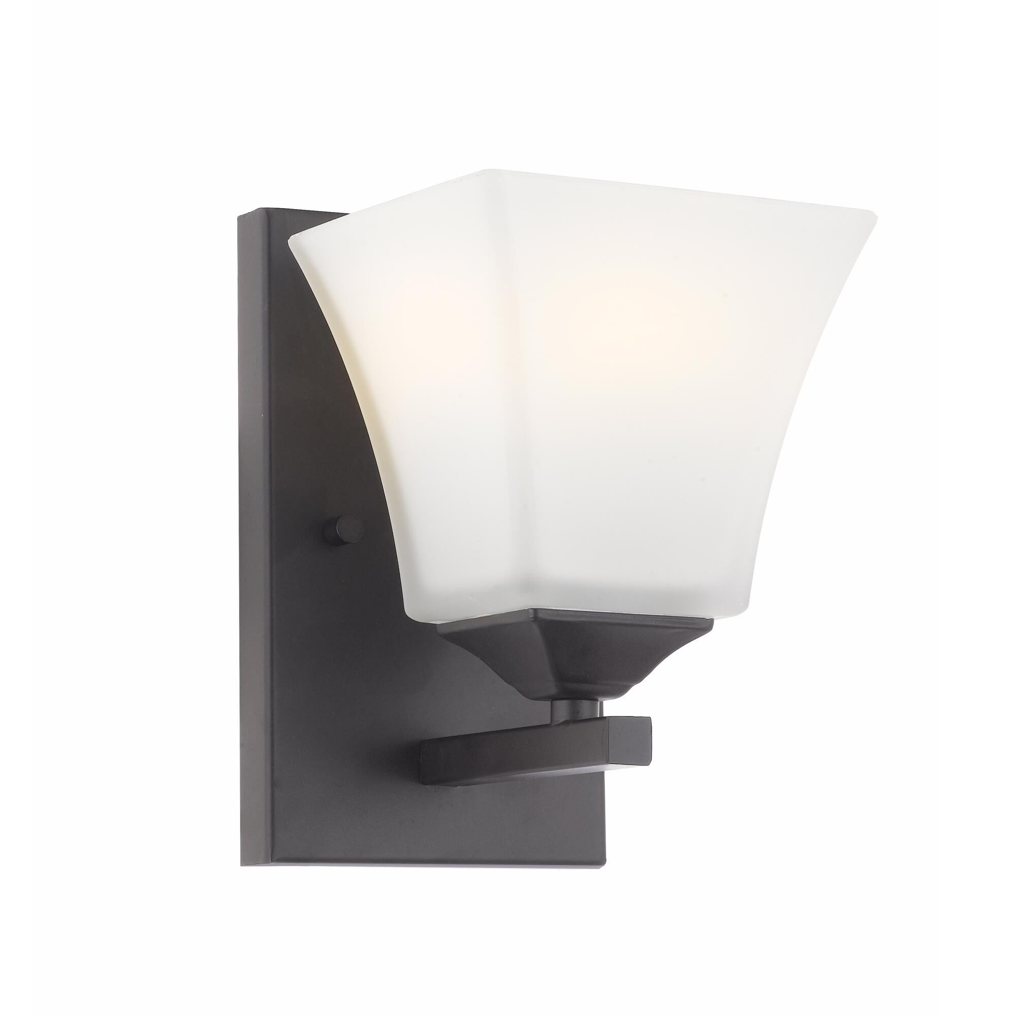 Batalion Hillair 5 Inch Wall Sconce Hillair - P1580wb1orb - Transitional Wall Sconce