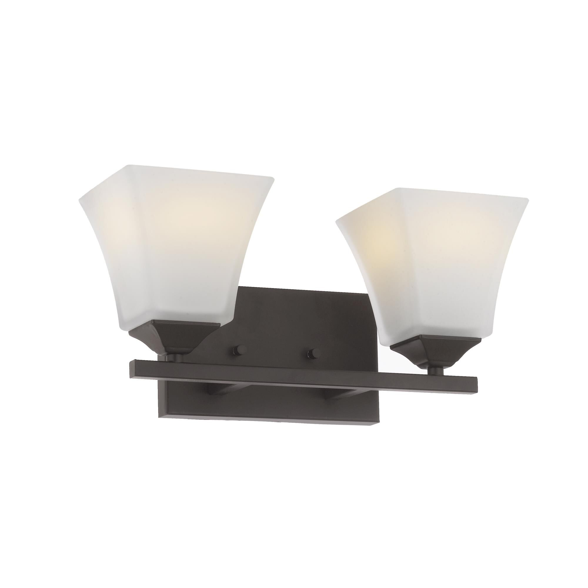 Batalion Hillair 14 Inch Wall Sconce Hillair - P1580wb2orb - Transitional Wall Sconce