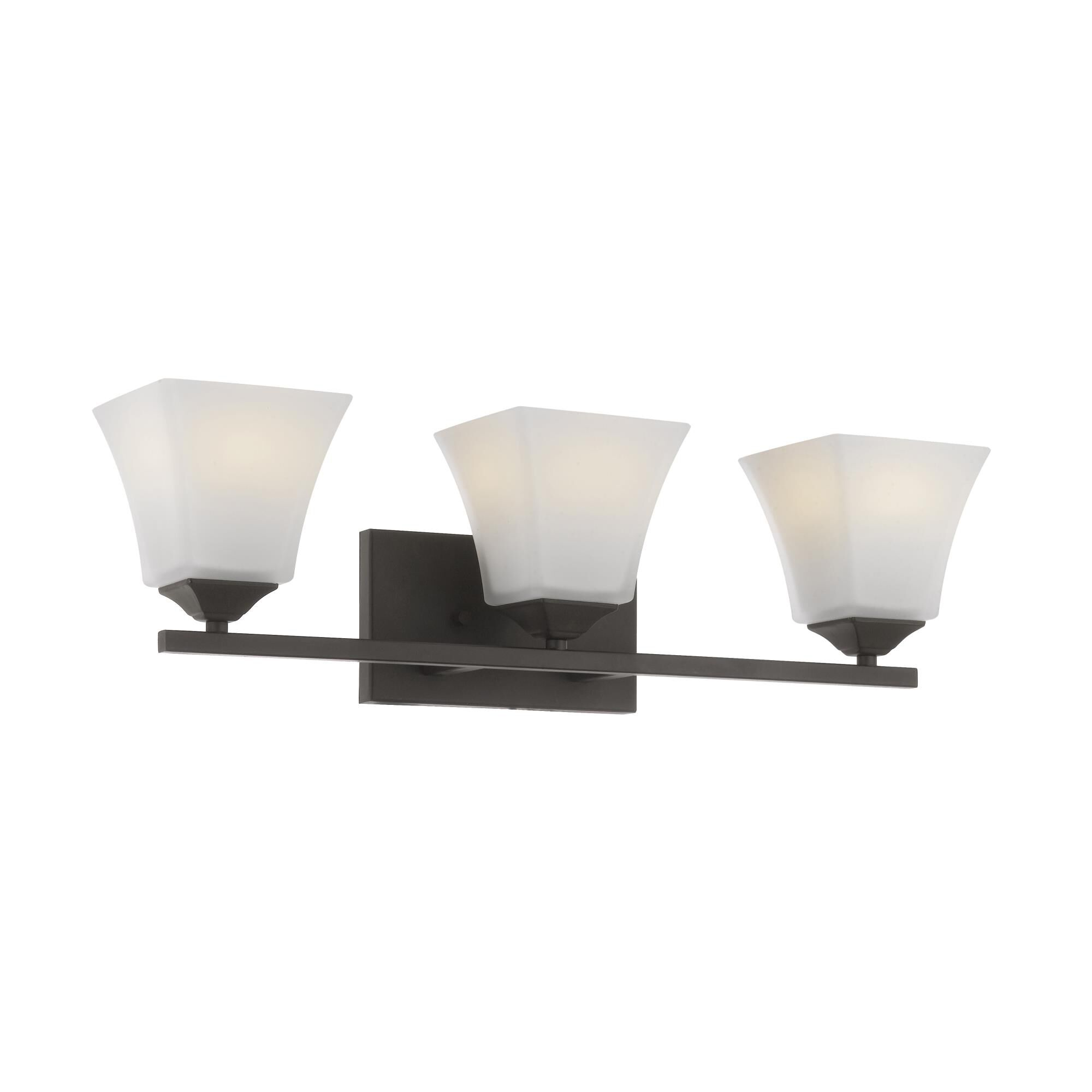 Batalion Hillair 24 Inch Wall Sconce Hillair - P1580wb3orb - Transitional Wall Sconce