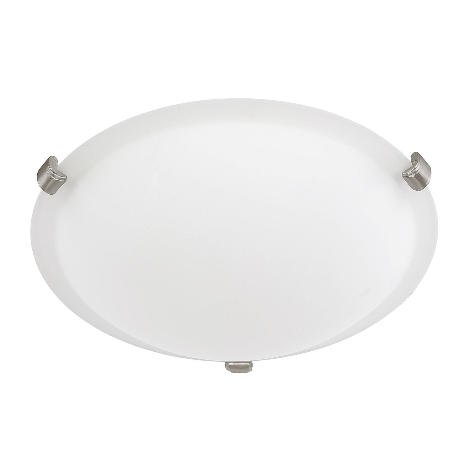 Capital Lighting Fixture Company Capital Ceilings 12 Inch 2 Light Flush Mount Capital Ceilings - 2822ff-al - Modern Contemporary