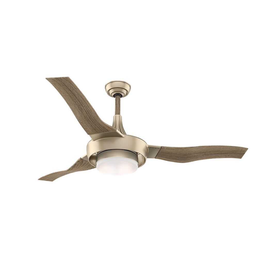 Casablanca Fan Company Perseus 64 Inch Ceiling Fan With Light Kit Perseus - 59168 - Modern Contemporary