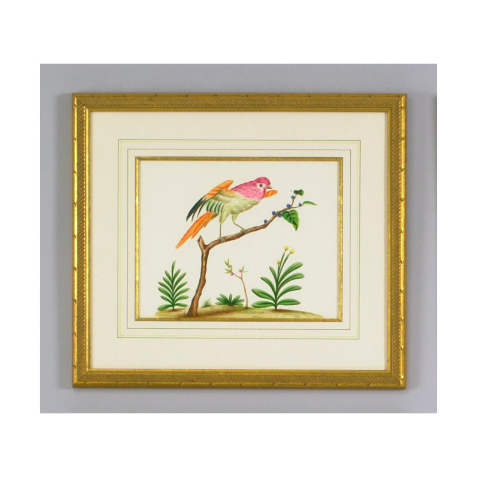 Chelsea House Multicolor Bird Painting Multicolor Bird - 380283 Painting (1750531) photo