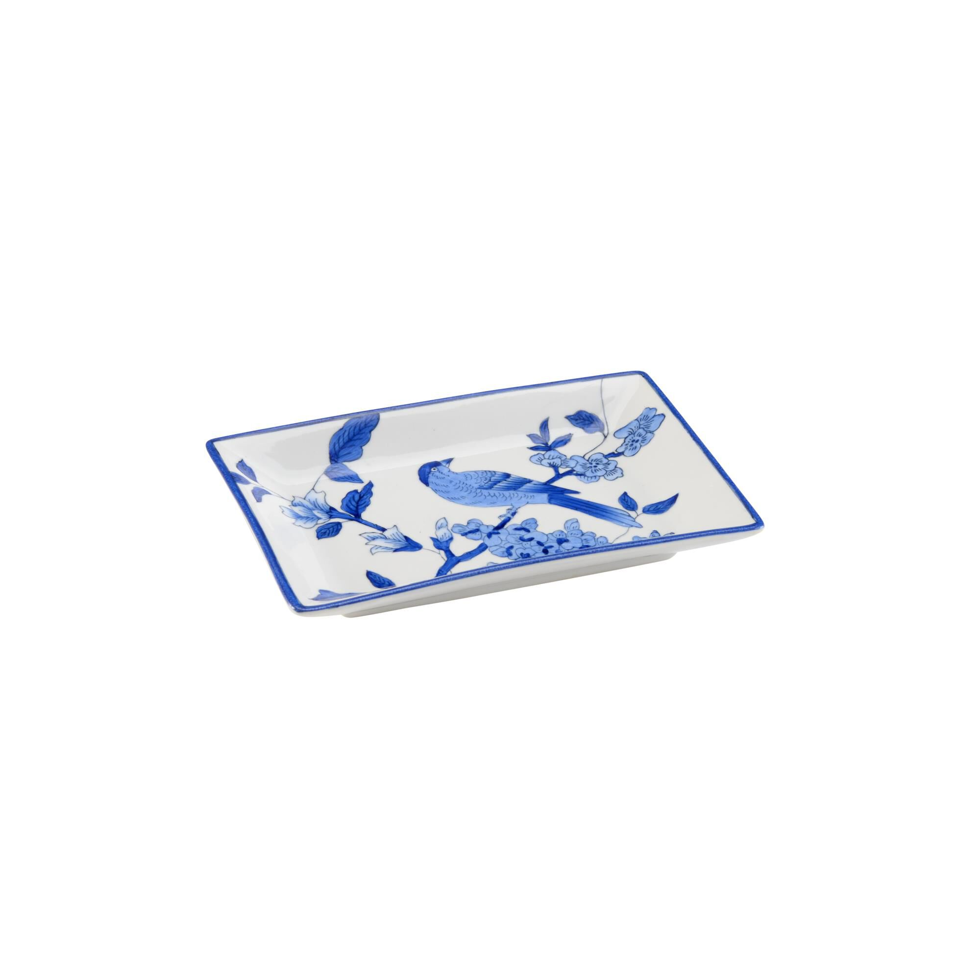 Chelsea House BLUE BIRD TRAY (LG) Tray - 383795 - Traditional (2275171) photo