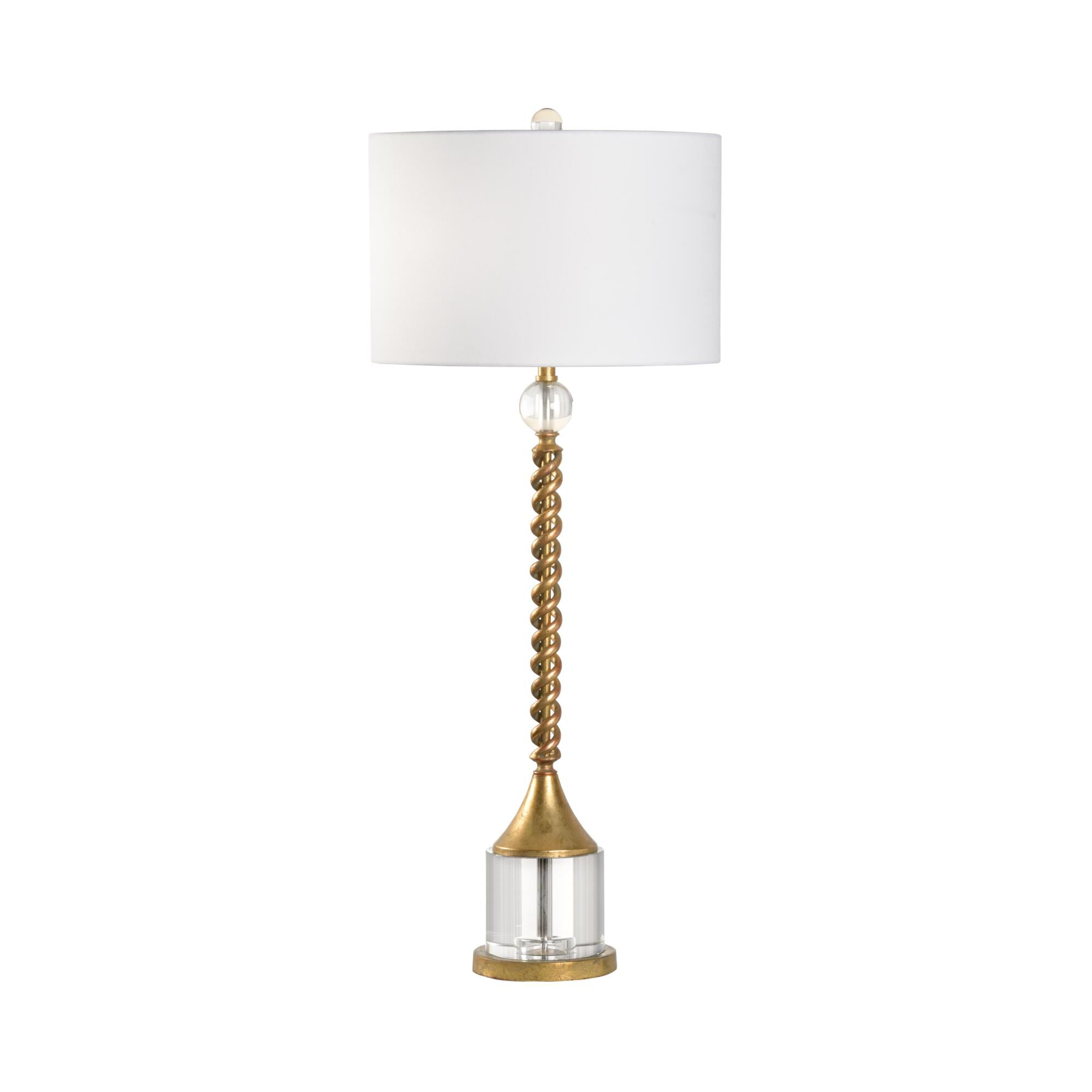 Chelsea House Key West Table Lamp Key West - 69515 - Coastal Glam Table Lamp