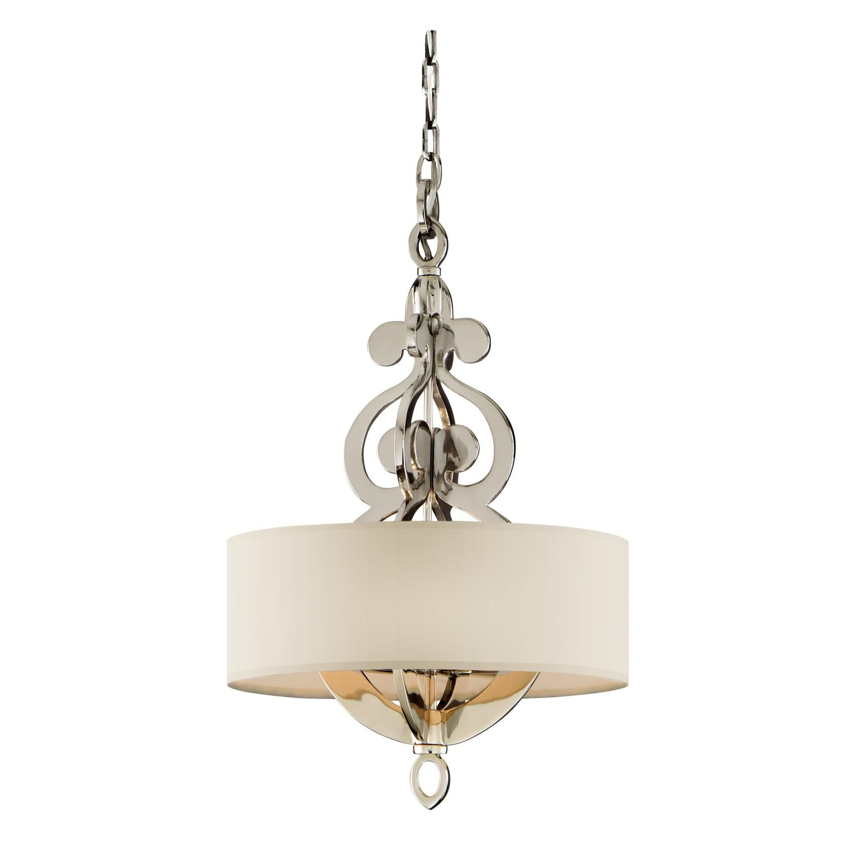 Corbett Lighting Olivia 13 Inch Mini Pendant Olivia - 102-44 - Transitional Mini Pendant