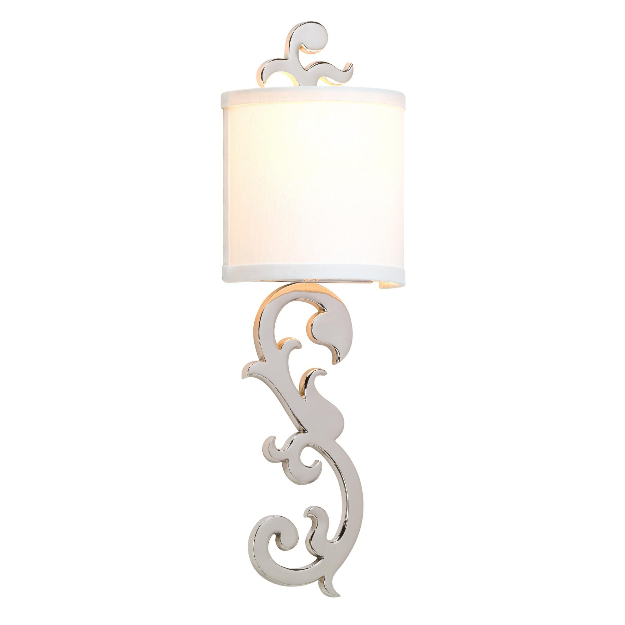 Corbett Lighting Romeo 6 Inch Wall Sconce Romeo - 152-11 - Transitional Wall Sconce