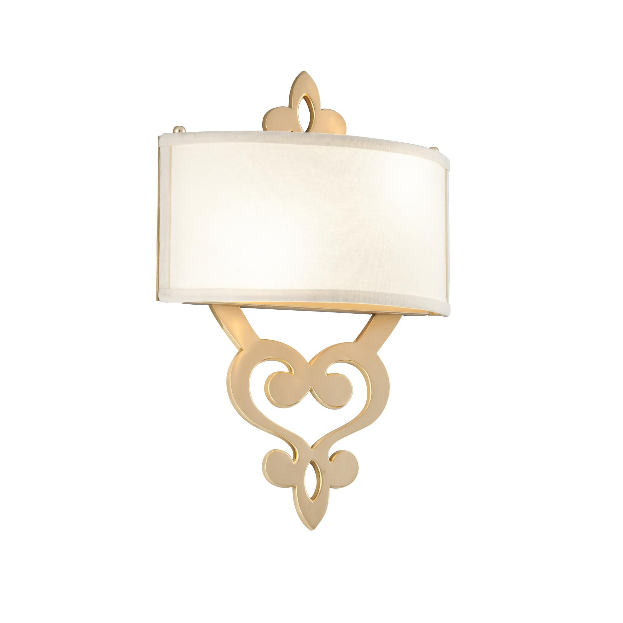 Corbett Lighting Olivia 13 Inch Wall Sconce Olivia - 201-12 - Transitional Wall Sconce