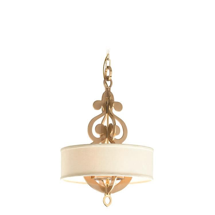 Corbett Lighting Olivia 13 Inch Mini Pendant Olivia - 201-44 - Transitional Mini Pendant