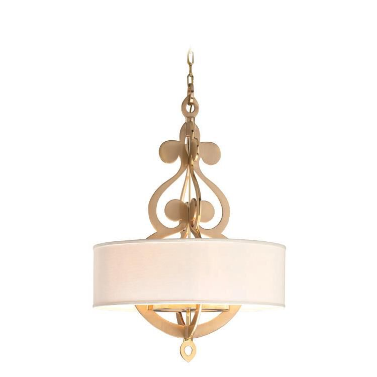 Corbett Lighting Olivia 13 Inch Mini Pendant Olivia - 201-48 - Transitional Mini Pendant
