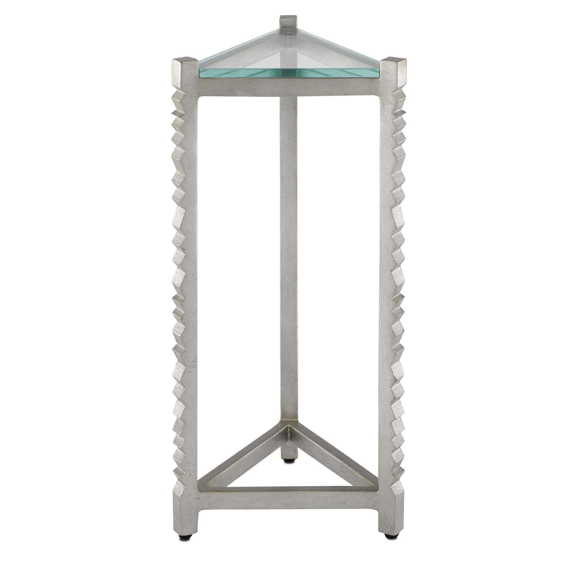 Currey and Company Levi Accent Table Levi - 4000-0092 - Industrial