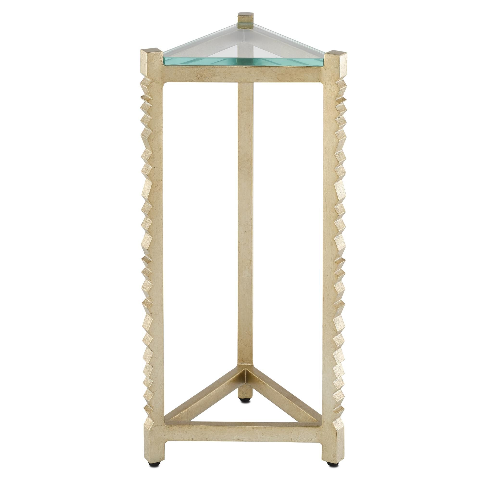 Currey and Company Levi Accent Table Levi - 4000-0093 - Industrial