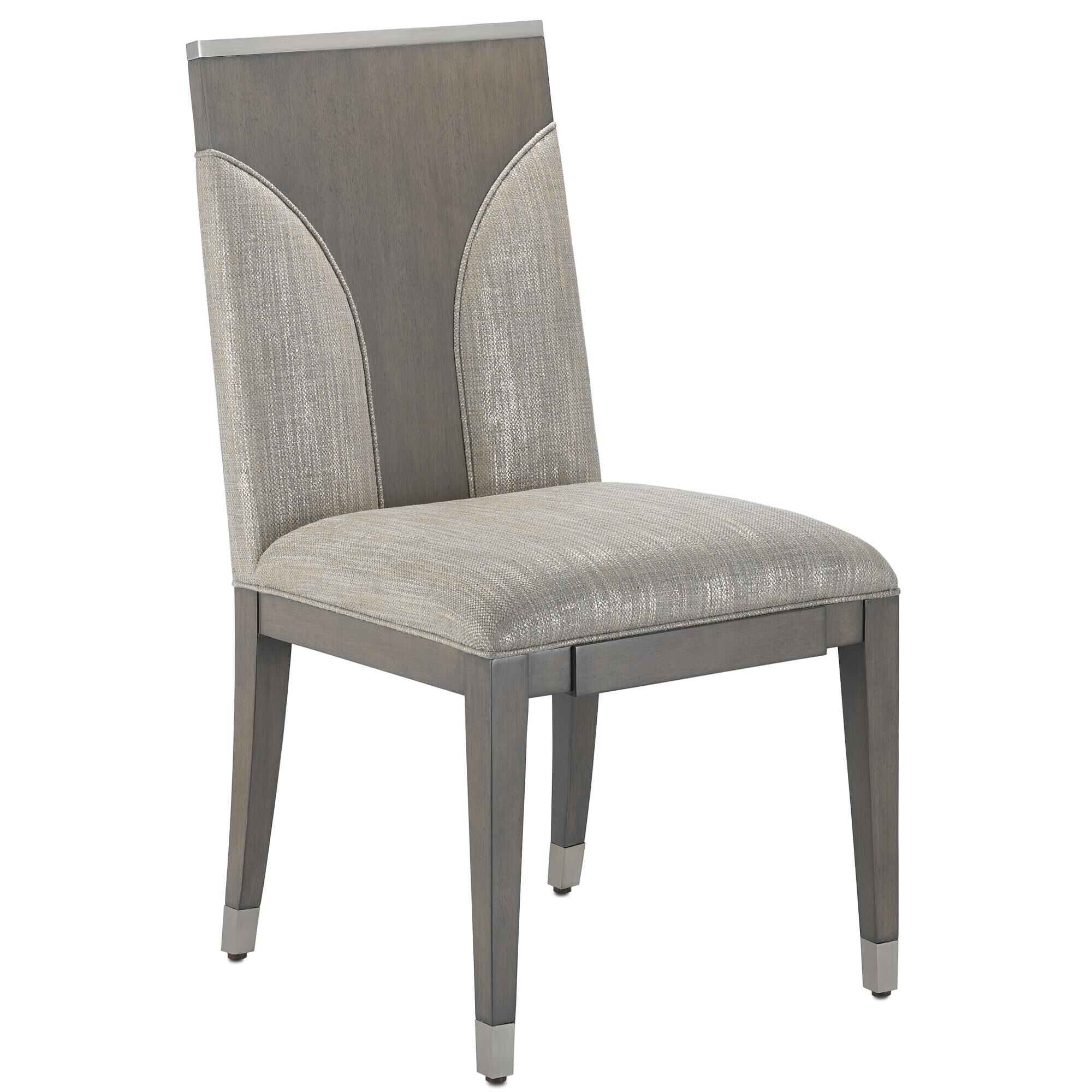 Currey and Company Mirra Dining Chair Mirra - 7000-0212 - Mid-Century Modern
