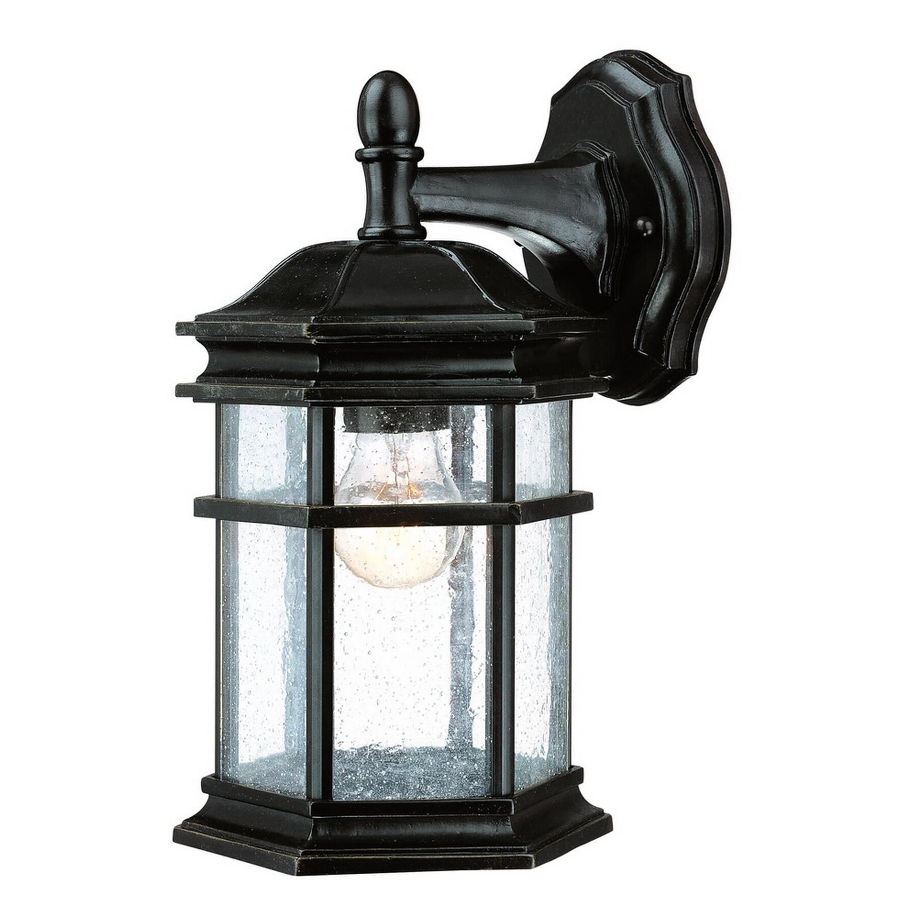 Dolan Designs Barlow 12 Inch Tall 1 Light Outdoor Wall Light Barlow - 9230-68 - Traditional